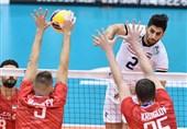 جام جهانی والیبال| عبادیپور امتیازآورترین بازیکن ایران مقابل روسیه شد