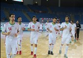 Iran Futsal Named for AFC Futsal Championship 2020 Qualifiers