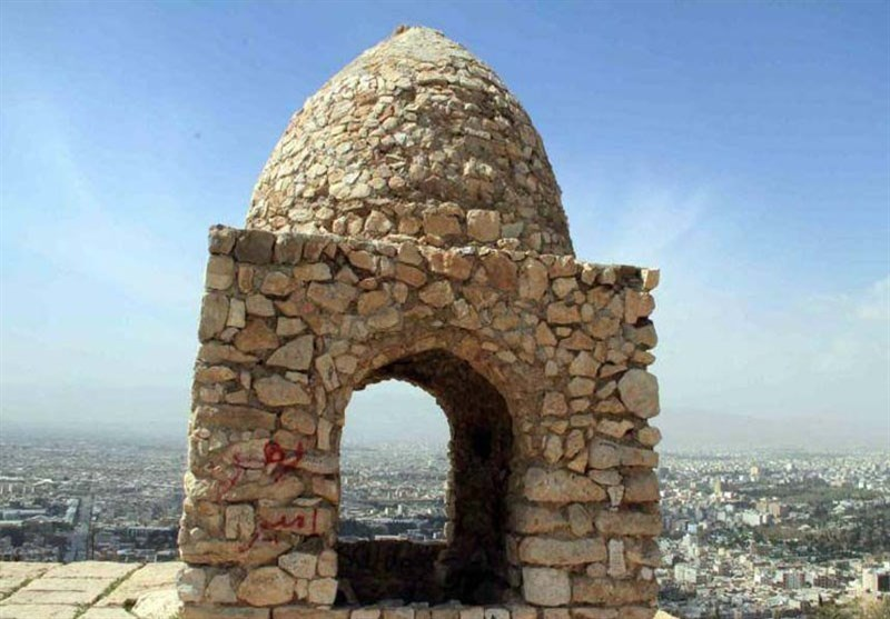 The Historic Watchtower of Shiraz, South of Iran - Tourism news