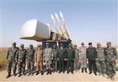 بازدید امیر موسوی از سامانههای پدافندی ارتش و سپاه