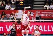 جام جهانی والیبال| پیروزی راحت لهستان مقابل تونس