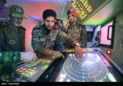 مرکز عملیات مشترک پدافند هوایی شمالغرب کشور افتتاح شد