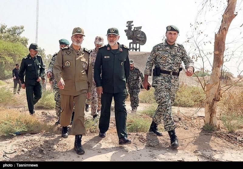 امیر سرلشکر موسوی: برای هر سطحی از تهدید آمادهایم / اشراف اطلاعاتی خوبی از دشمن داریم