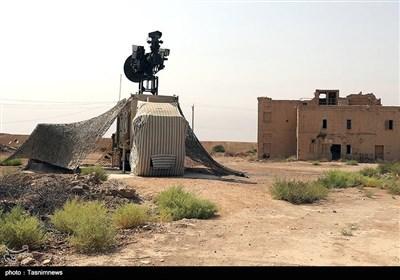 بازید فرمانده کل ارتش از منطقه پدافندی جنوب غرب و پایگاه هوایی امیدیه