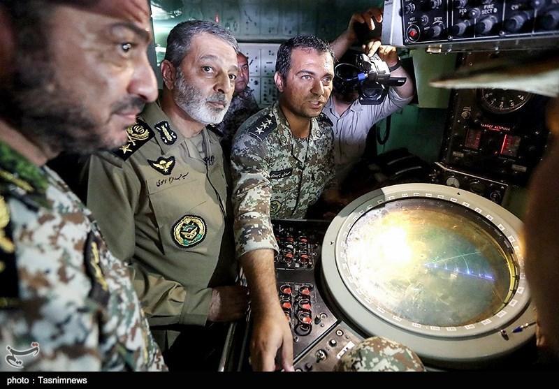 بازدید سرزده فرمانده ارتش از دانشگاه پدافند هوایی خاتم الانبیا(ص)