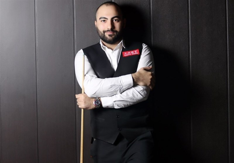 Iranian Snooker Player Vafaei into English Open Fourth Round