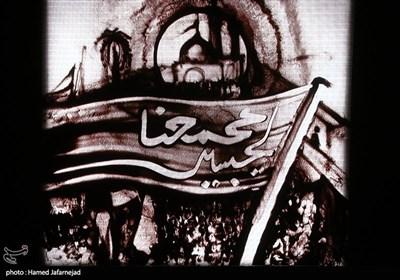 نقاشی شنی اثر فاطمه عبادی هنرمند نقاشی شنی