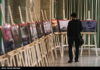 نمایشگاه عکس آثار منتخب پنجمین جایزه جهانی اربعین