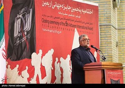 سخنرانی ابوذر ابراهیمی ترکمان رییس سازمان فرهنگ و ارتباطات اسلامی