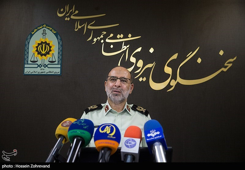 Police Have Zero-Tolerance Approach to Anti-Security Moves in Iran: Spokesman