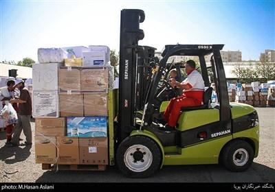 ارسال 160 تُن دارو و تجهیزات پزشکی برای زائران اربعین