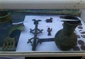 تهران| کشف اشیاء عتیقه با قدمتی 3500 ساله + تصاویر