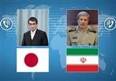 امیرحاتمی در گفتوگوی تلفنی با وزیر دفاع ژاپن: ایران به دنبال ثبات در منطقه است