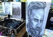 بازداشت مرد آرایشگری که برای بانوان تتو میزد + تصاویر