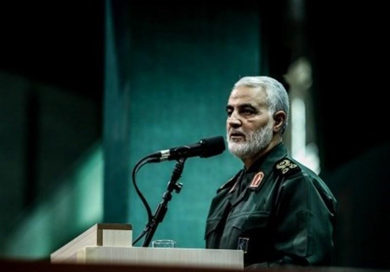 سرلشکر سلیمانی: راه غلبه بر دشمنان هموار شده است/ حصارها در برابر اراده سپاه اعتبار و کارایی ندارند