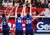 جام جهانی والیبال| ایتالیا در فوکواوکا غافلگیر شد/ نتایج دیدارهای روز نخست