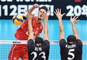 جام جهانی والیبال| یلی امتیازآورترین بازیکن ایران مقابل مصر شد