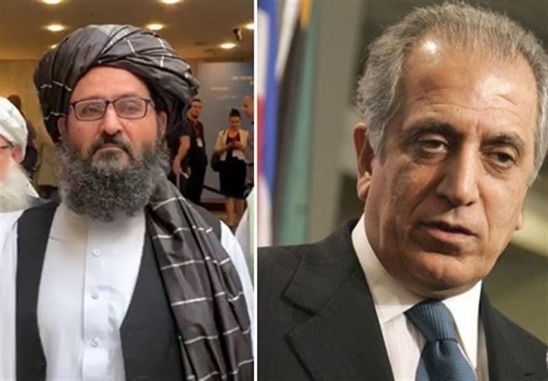 چگونگی ادامه مذاکرات؛ محور دیدار «ملا برادر» با نمایندگان سیاسی و نظامی آمریکا