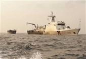 نیروی دریایی پاکستان جان 9 ماهیگیر ایرانی را نجات داد +تصاویر