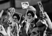 """تجمع 6 هزار نفری مردم شیراز در آذرماه 57؛ طنینانداز شدن شعار """"جاوید حکومت اسلامی"""""""