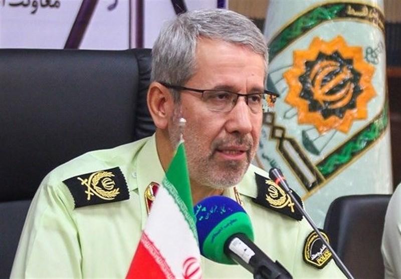 خبر خوش فرمانده انتظامی اصفهان؛ رفع توقیف خودروها در هفته نیروی انتظامی