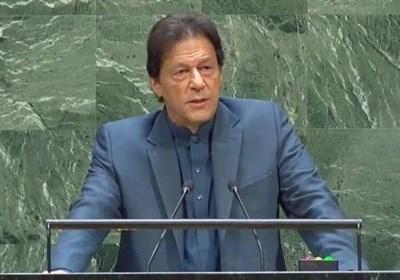 خطے میں امن کے لئے کشمیر اور فلسطینی مسئلے کا حل ضروری ہے؛ عمران خان