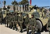 رزمایش نظامی روسیه، ایران و سوریه در غرب دیر الزور