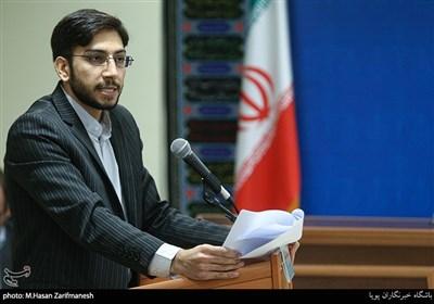سخنرانی عباس شاهمحمدی نماینده دادستان تهران در اولین جلسه محاکمه متهمان قاچاق سازمانیافته قطعات خودرو