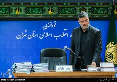 ابوالقاسم صلواتی قاضی دادگاه رسیدگی به جرائم اخلالگران اقتصادی