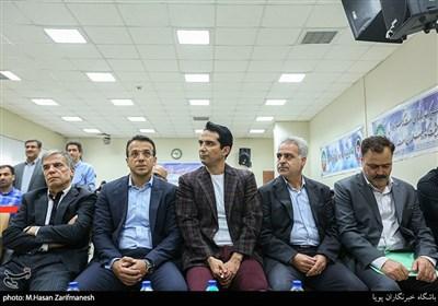 عباس ایروانی مدیرگروه عظام متهم به قاچاق سازمانیافته قطعات خودرو و همدستانش
