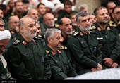 IRGC Commanders Donate Part of Salaries to Coronavirus Relief