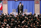 Ayatollah Khamenei: Iran to Keep Reducing JCPOA Commitments