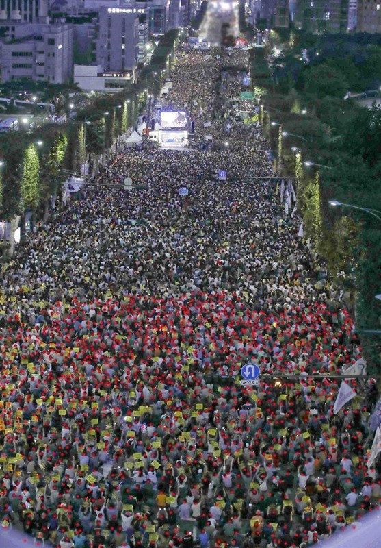 یادداشت   عدالت خواهی نسل جدید کره