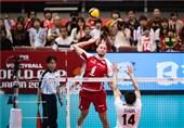 جام جهانی والیبال| پیروزی لهستان مقابل میزبان + نتایج کامل بازیهای روز دوم