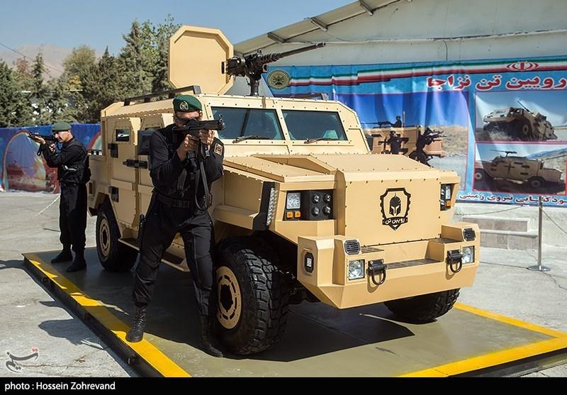 1398071016513416018557584 - ۵ دستاورد جدید نیروی زمینی ارتش رونمایی شد
