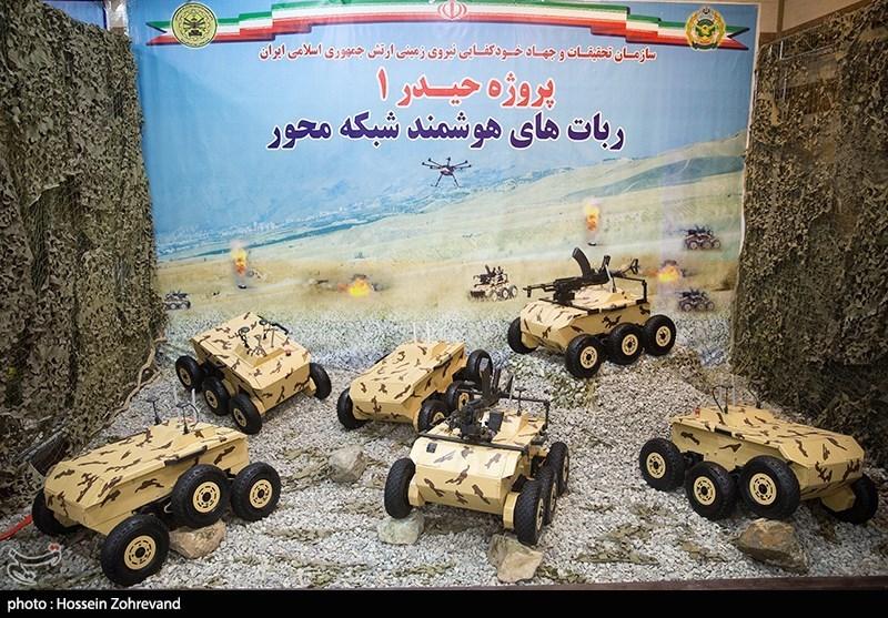 1398071016513717618557584 - ۵ دستاورد جدید نیروی زمینی ارتش رونمایی شد
