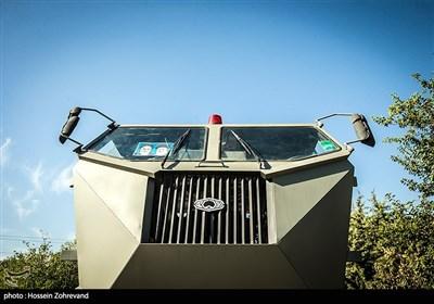 خودرو تاکتیکی فوق سبک 10*10 ذوالجناح