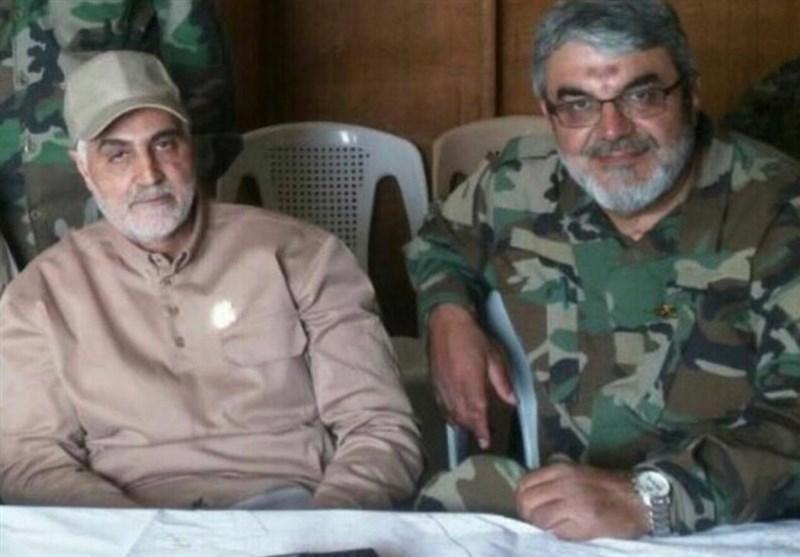 یادداشت سردار نوعیاقدم| 8 ویژگی سردار سلیمانی در فرماندهی جنگ سوریه