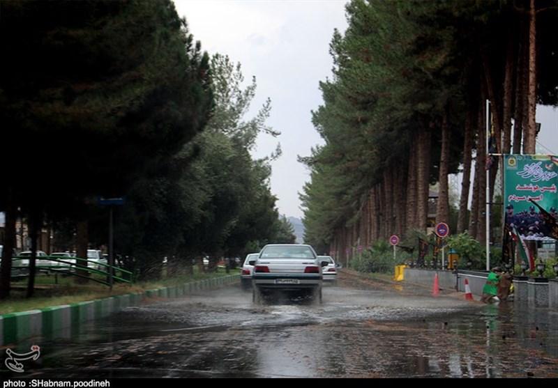 پیش بینی باران 5 روزه در 20 استان/ برف پاییزی در برخی مناطق کشور