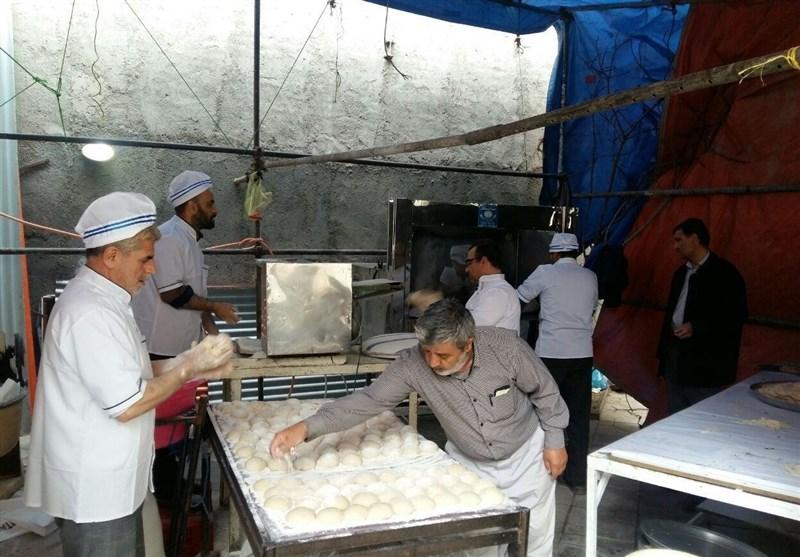 موکب امام رضا(ع) شهر مریانج از 30 هزار نفر در کربلا پذیرایی میکند