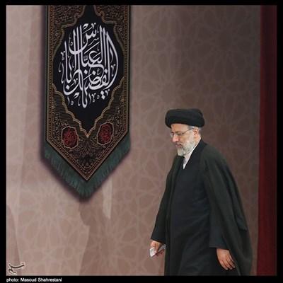 حجت الاسلام سید ابراهیم رئیسی رئیس قوه قضائیه در همایش قضات محاکم دادگستری کل استان تهران