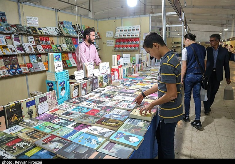 بیست و یکمین نمایشگاه کتاب مشهد آغاز بهکار کرد