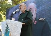 561 پروژه محرومیتزدایی با حضور سرلشکر سلامی در اردبیل افتتاح شد