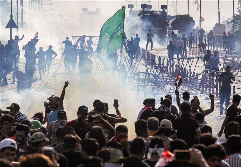 'Malicious Hands' behind Protests, Deaths: Iraqi Spokesman