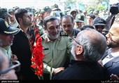 """فرمانده ناجا: طبق نظرسنجیها """"اعتماد مردم به نیروی انتظامی"""" روزبهروز بیشتر شده است"""