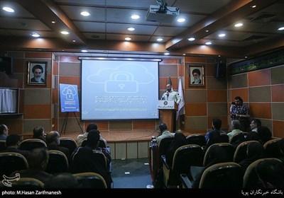 سخنرانی مهدی محمدی مدیر فرهنگسرای رسانه