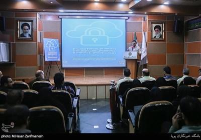 مراسم تقدیر از پلیس افتخاری سایبری و همیاران پلیس فتا تهران بزرگ