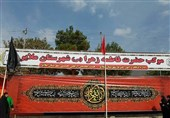 پذیرایی عاشقانه مردم ملایر از زائران اربعین؛ اطعام 135 هزار نفر در موکب فاطمه الزهرا(س)