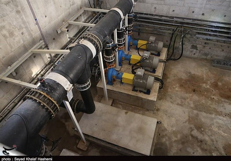 نوبتبندی توزیع آب آشامیدنی در محلات جنوبی بوشهر حذف شد