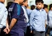 اطلاعات قد، وزن و توده بدنی دانشآموزان به سامانه سناد وارد شد